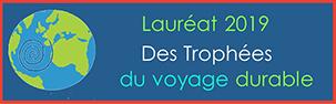 Les lauréats des Trophées du voyage durable