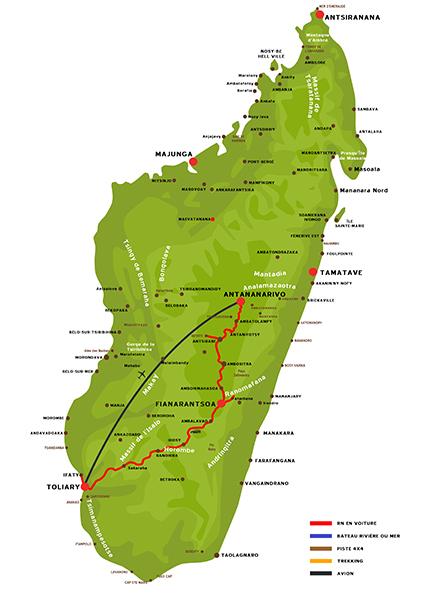 La Route Nationale 7 Solidaire