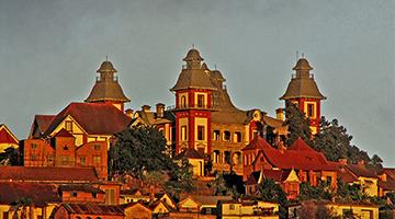 Retour à Antananarivo