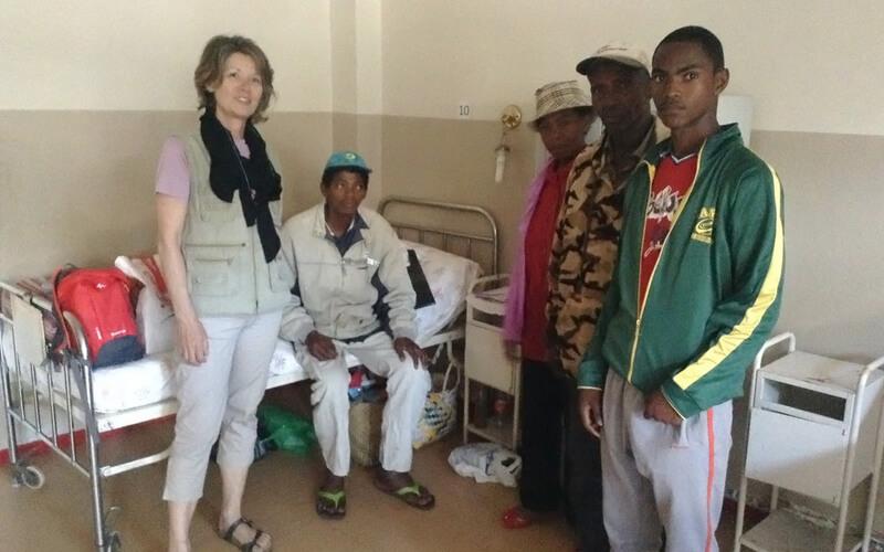 l'association amicale Razanamanga est située à Madagascar