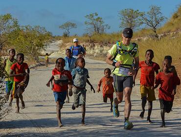 Trails solidaires à Madagascar