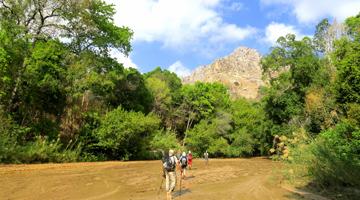 5ème jour de trekking