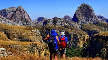 7ème jour de trekking