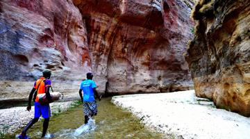 6ème jour de trekking