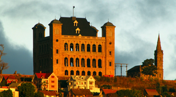 Anakao - Antananarivo