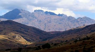 Découvrez les montagnes du massif de l'Andringitra à Madagascar
