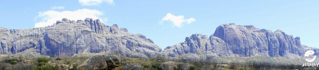 Trouver un circuit randonnée dans le parc national de l'Andringitra à Madgascar