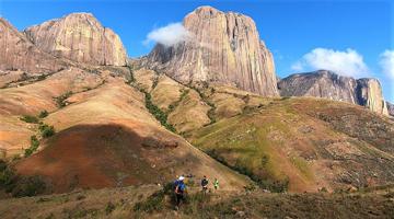 Trail et Ultra Trail à Madagascar avec tsdmada